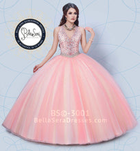 Load image into Gallery viewer, QUINCEANERA DRESS BS - Style 3001 - bella-sera-dresses.com