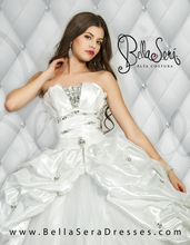 Load image into Gallery viewer, Quinceañera Dress Style BS-1401E - bella-sera-dresses.com