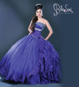 QUINCEANERA DRESS Style 040 - bella-sera-dresses.com