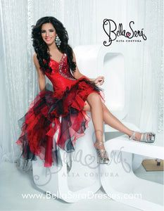 Quinceañera Dress Style BS-1145 - bella-sera-dresses.com