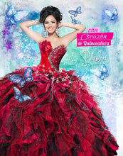 Load image into Gallery viewer, Quinceañera Dress Style BS-1145 - bella-sera-dresses.com