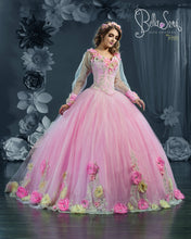 Load image into Gallery viewer, QUINCEANERA DRESS Style 1801