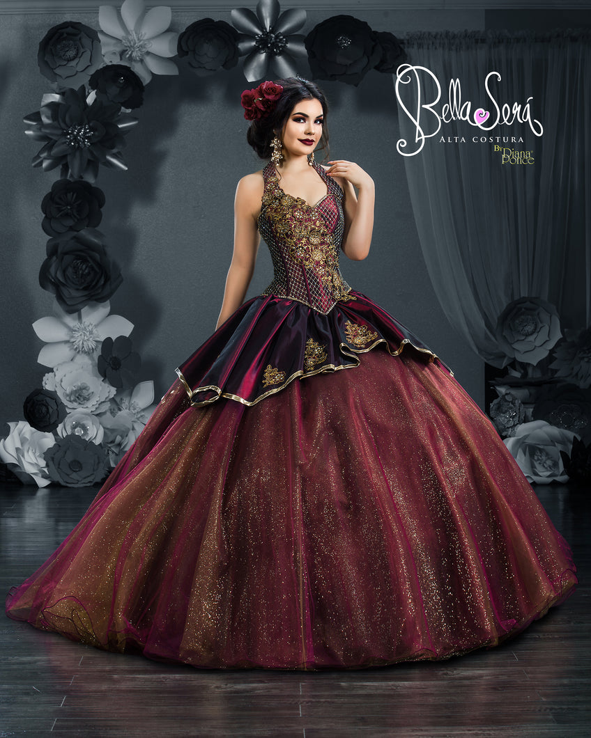 Quinceañera Dress Style 1804 - bella-sera-dresses.com