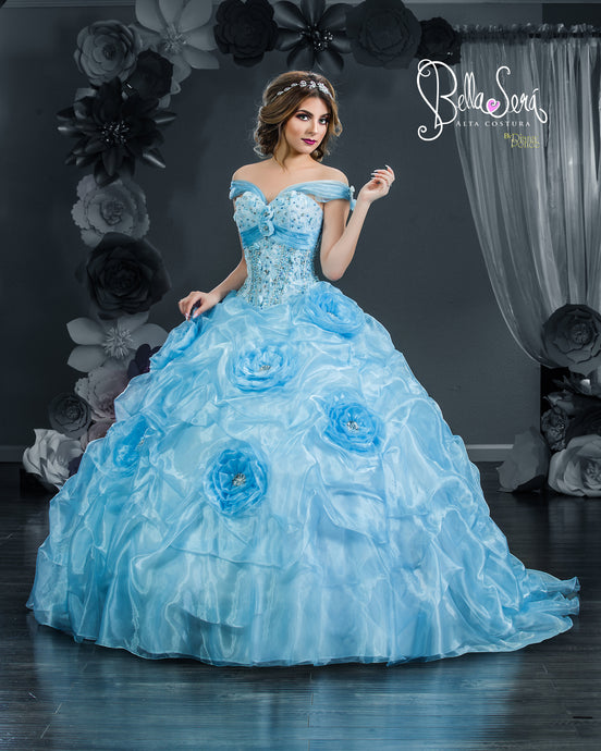 QUINCEANERA DRESS Style 1805
