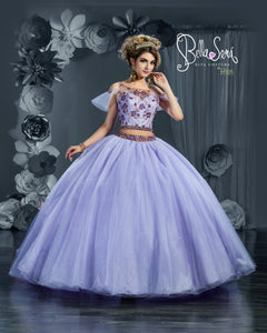 Quinceañera Dress Style BS-1807 - bella-sera-dresses.com