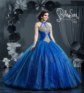 Quinceañera Dress Style BS-1808 - bella-sera-dresses.com