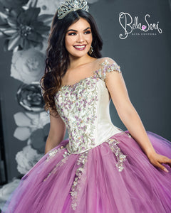 Quinceañera Dress Style BS-1815 - bella-sera-dresses.com