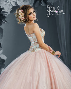 Quinceañera Dress Style BS-1853 - bella-sera-dresses.com