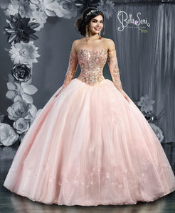 QUINCEANERA DRESS Style 1854 - bella-sera-dresses.com