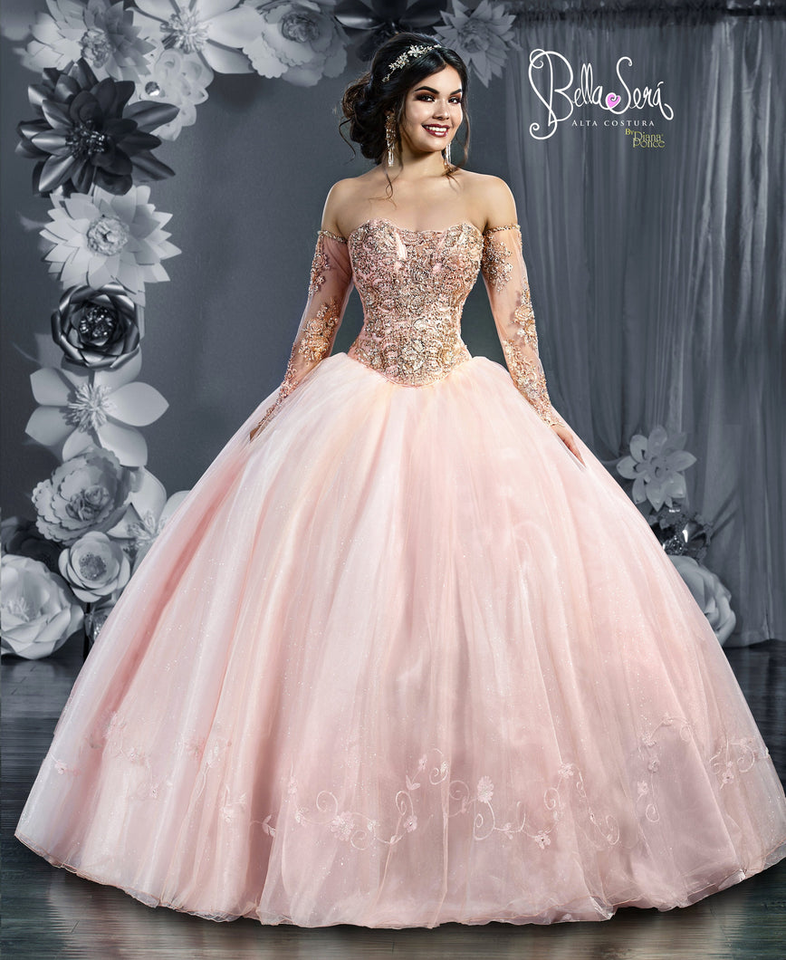e93f470e2ef QUINCEANERA DRESS Style 1854 - bella-sera-dresses.com