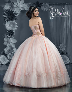 Quinceañera Dress Style BS-1854 - bella-sera-dresses.com