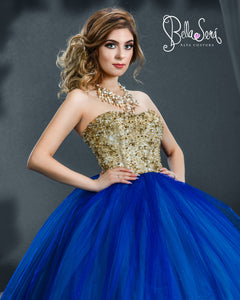 QUINCEANERA DRESS Style 1856 - bella-sera-dresses.com