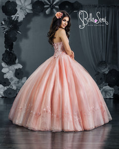 Quinceañera Dress Style BS-1857 - bella-sera-dresses.com