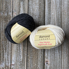 Adventure box yarn January 2020 Diamond Luxury