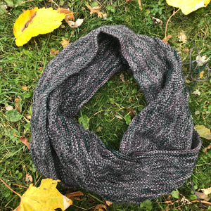 October Moebius Cowl
