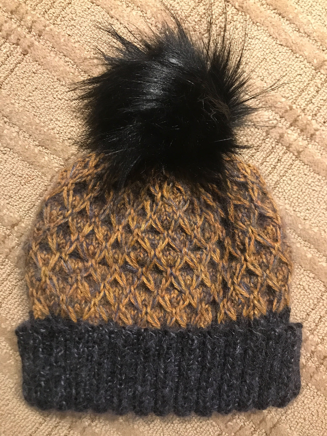 Winter Toque Pattern