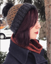 Load image into Gallery viewer, Winter Toque Pattern