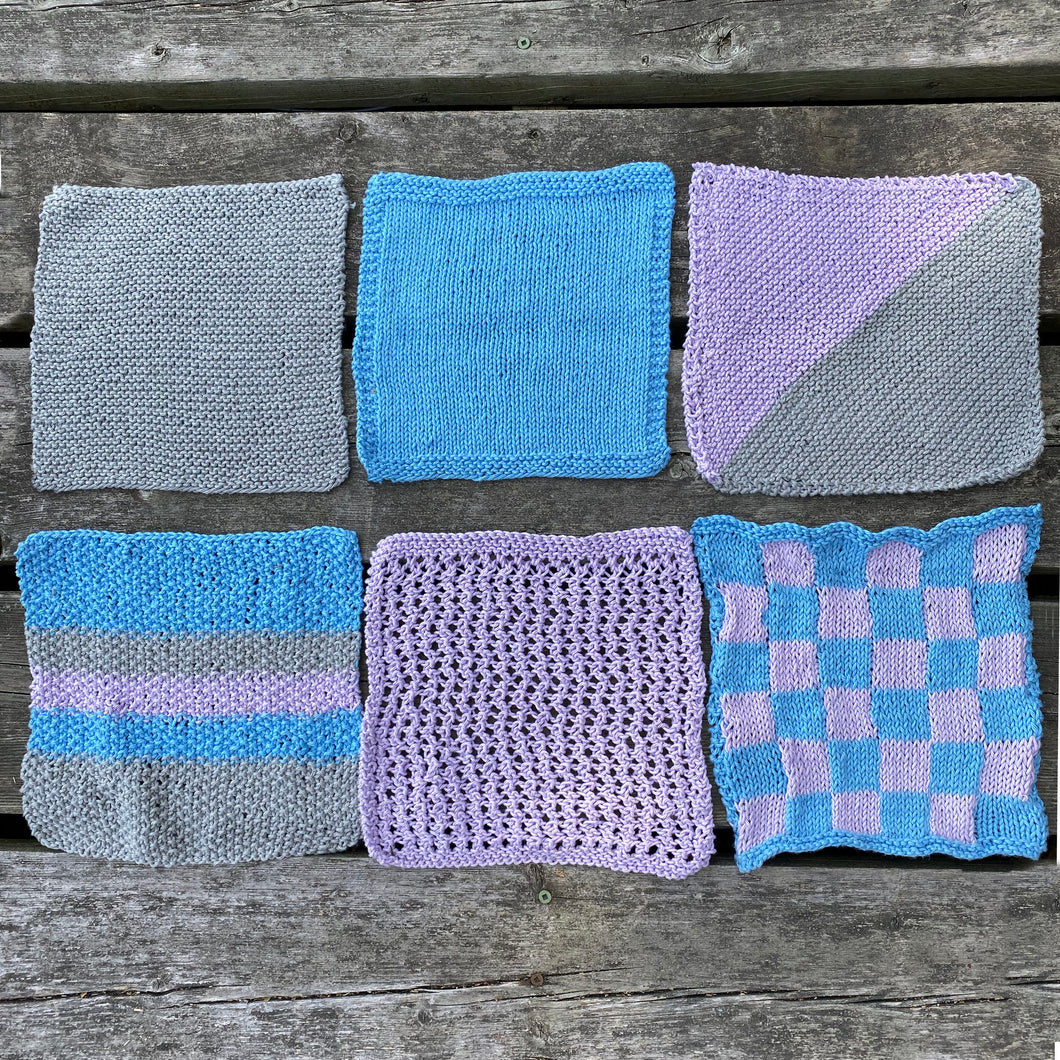 Beginner Dishcloths