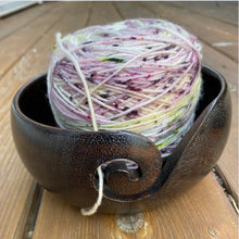 Load image into Gallery viewer, Mango Wood Yarn Bowl