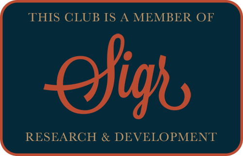 Sigr Research and Development - Proud of our real soul