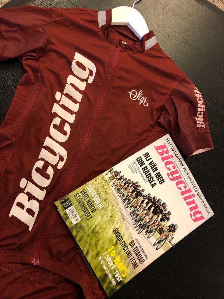 Team Bicycling Magazine - Get the look - this is what they will wear 2019