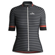 Sigr 'Black Horizon' Cycling Jersey for Women
