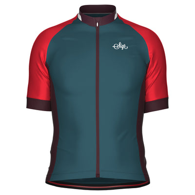 Sigr 'Team Sigr Climb' Cycling Jersey for Men