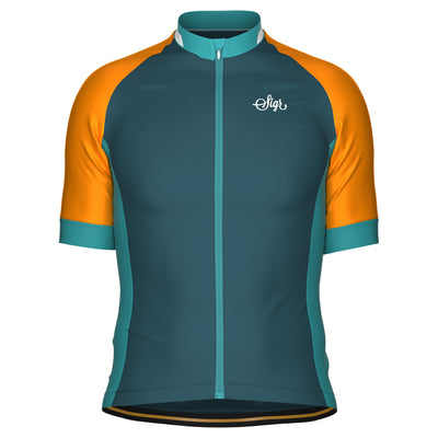 Sigr 'Team Sigr Descent' Cycling Jersey for Men