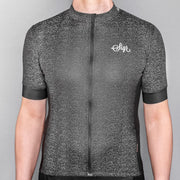 Sigr 'Grus Norrsken' Reflective Cycling Jersey for Men - PRO Series