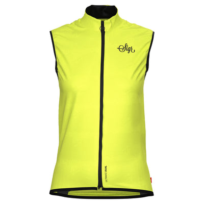 Sigr Siljan (Black Back) Ultraviz Dual Gilet for Women - PRO Series