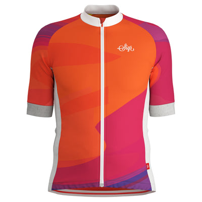 Sigr 'Dawn Wave' Cycling Jersey for Men