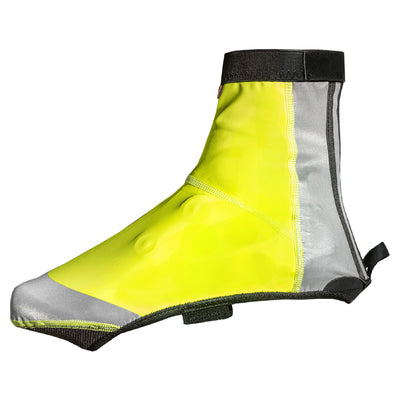 Sigr 'Gulsparv' Hi-Viz Cycling Shoe Covers, Unisex