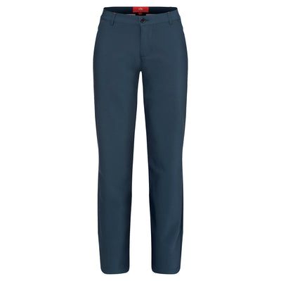 Sigr 'Riksväg 99' Cycling Chinos in Petrol Blue for Women