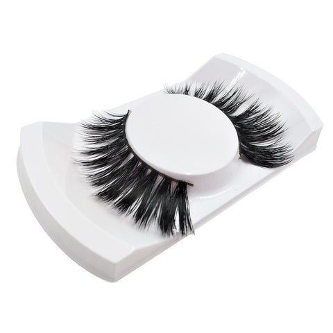 Wispy Volume Long Mink Eyelashes