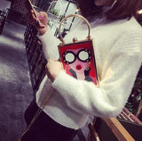 Cartoon Chain Shoulder and hand bag