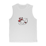 Letters Premium Adult Muscle Top