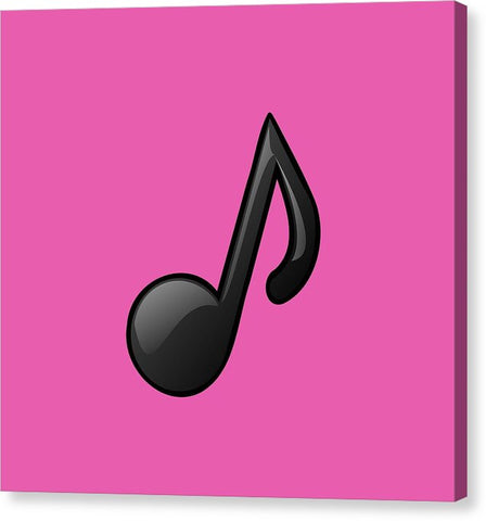 Music - Canvas Print