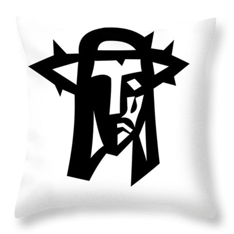 I voted - Throw Pillow