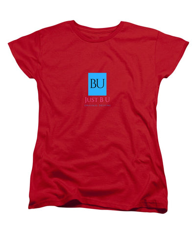 Just b u logo - Women's T-Shirt (Standard Fit)