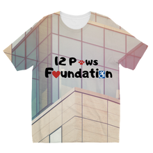 Load image into Gallery viewer, 12 Paws Corporate Sublimation Kids T-Shirt