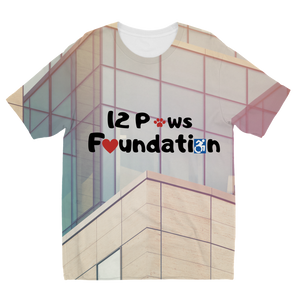 12 Paws Corporate Sublimation Kids T-Shirt