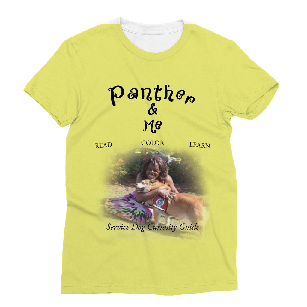 Panther and me Classic Sublimation Women's T-Shirt