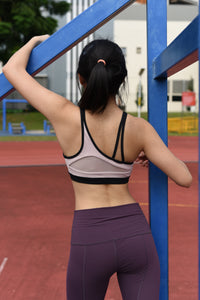 CONTENTED Sports Bra