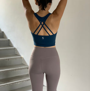 CALM Cropped Tank Top