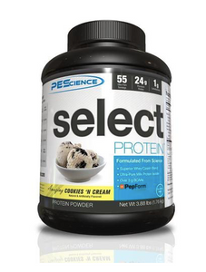 SELECT Protein PEScience 4lbs