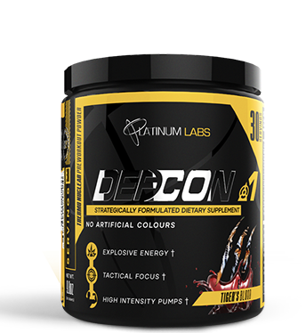 Platinum Labs DEFCON1 PRE-WORKOUT