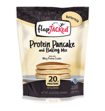 Load image into Gallery viewer, FlapJacked PROTEIN PANCAKE MIX- 12oz