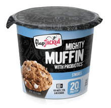 Load image into Gallery viewer, FlapJacked MIGHTY MUFFINS box of 12