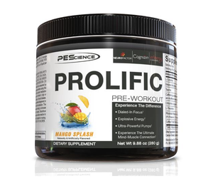 PREWORKOUT Prolific PEScience