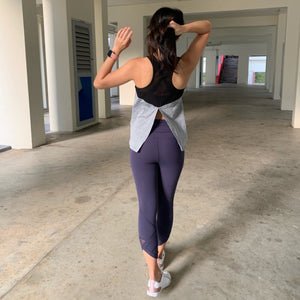 ASHTANGA Cropped Leggings
